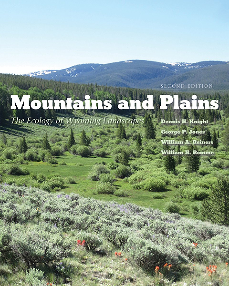 "Image of the book cover for ""Mountains and Plains"""